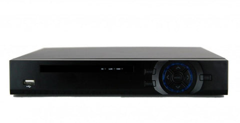 DVRB1636S - H.264 4MP 5-IN1 RECORDING STANDALONE DVR - 16 CHANNELS