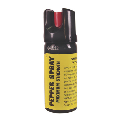 2 oz. Pepper Spray with twist lock top