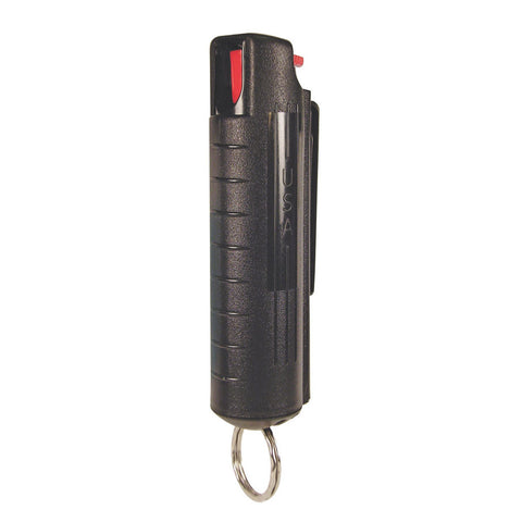 3/4 oz. Pepper Spray with hard case & key ring