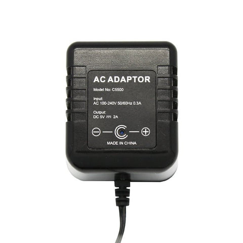 AC Adaptor Covert Camera