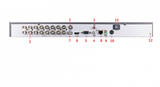LTD8316K-ET / H.265+ Platinum Professional Level 16 Channel HD-TVI DVR