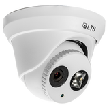 Platinum Fixed Lens Turret Network IP Camera 4.1MP - 4mm