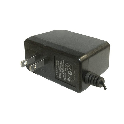 A black adapter