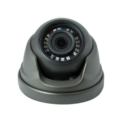 V4D2628G HD 4-IN-1 (CVI, TVI, AHD, ANALOG) TURRET DOME 1080P 2.8MM FIXED LENS 24IR WEATHERPROOF