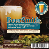BeerSmith 2.X Software CD