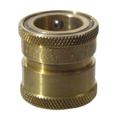 Brass Female Garden Hose Thread Quick Disconnect