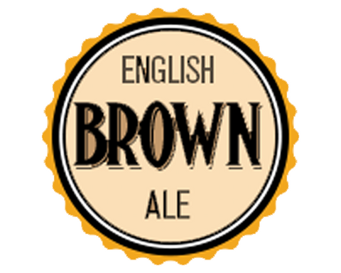 Beer Dust Water Conditioner - English Brown