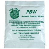 PBW Powdered Brewery Wash