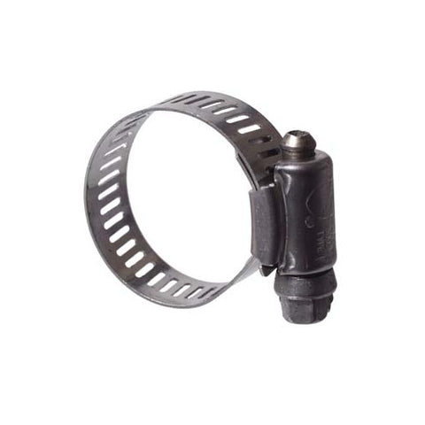 "Stainless Steel Screw Clamp (3/4"" to 1 1/4"" OD)"
