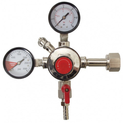 Dual Gauge Economy Regulator - Fermentap