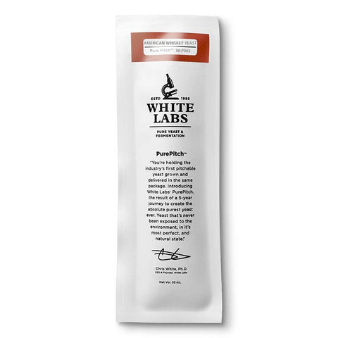 White Labs American Whiskey Yeast WLP065