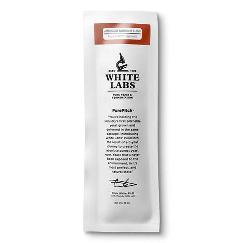 White Labs American Farmhouse Yeast WLP670