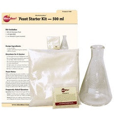 Yeast Starter Kit 500 ml