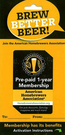 AHA Pre-Paid 1 Year Membership