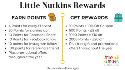 Earn Rewards & Discounts