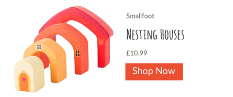 Smallfoot Nesting Houses from Little Nutkins