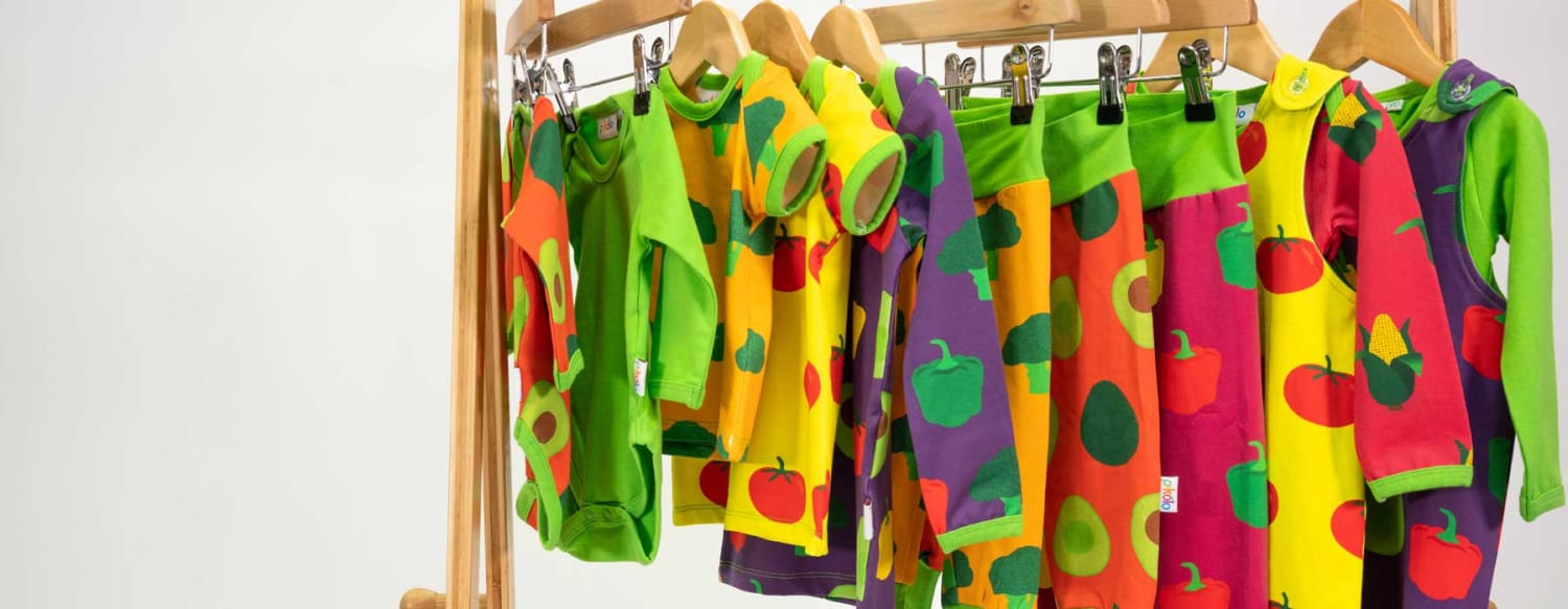Caring for your children's clothes