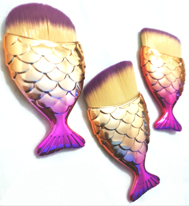 Kit de Pinceis Mermaid
