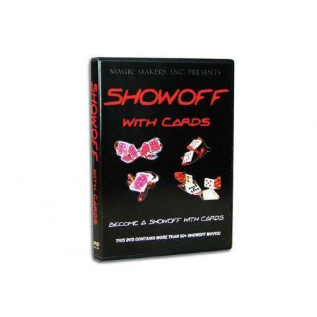 SHOWOFF WITH CARDS - Diamond's Magic
