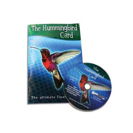 HUMMINGBIRD CARD W/ DVD,WAX - Diamond's Magic