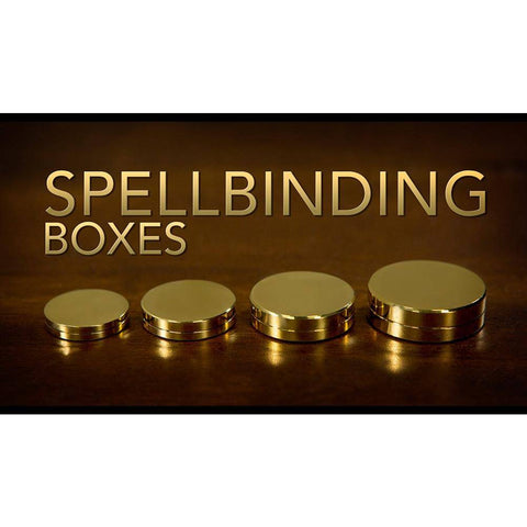 SPELLBINDING BOXES - Diamond's Magic