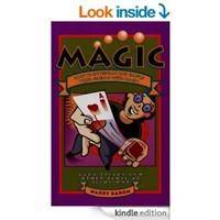 Magic: How to Entertain and Baffle Your Friends with Magic Paperback by Harry Baron - Diamond's Magic