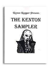 Kenton Sampler book Kenton Knepper - Diamond's Magic