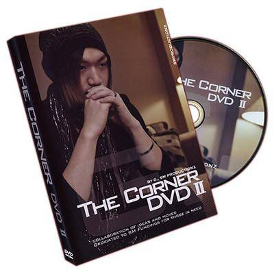The Corner DVD Vol.2 by G and SansMinds - DVD - Diamond's Magic