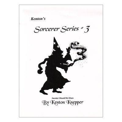 Sorcerer Series book- #3 by Wonder Wizards - Kenton Knepper - Diamond's Magic