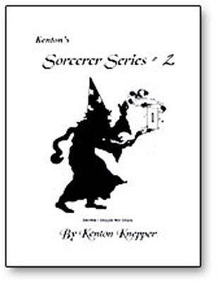 Sorcerer Series book- #2 by Wonder Wizards - Kenton Knepper - Diamond's Magic