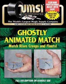 Ghostly Animated Match - UMSI - Diamond's Magic