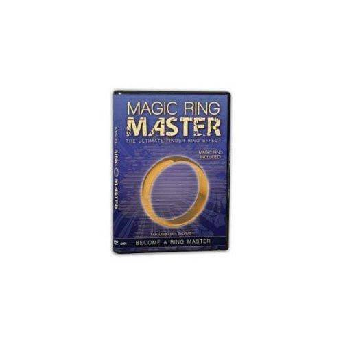 Magic Makers Magic Ring Master DVD with Ben Salinas - Magic Ring Included! - Diamond's Magic