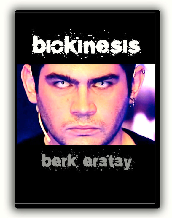 Biokinesis [DVD ONLY] by Berk Eratay