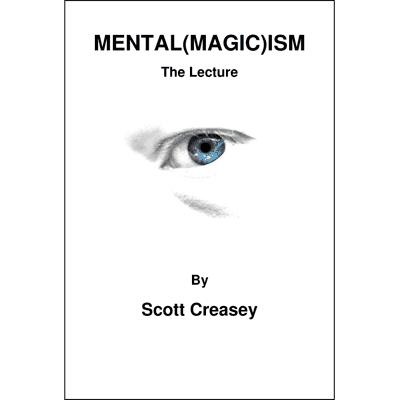 Mental(Magic)ism by Scott Creasey  - eBook DOWNLOAD - Diamond's Magic