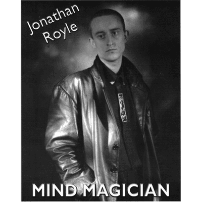 Confessions of a Psychic Hypnotist - Live Event by Jonathan Royle - eBook DOWNLOAD - Diamond's Magic