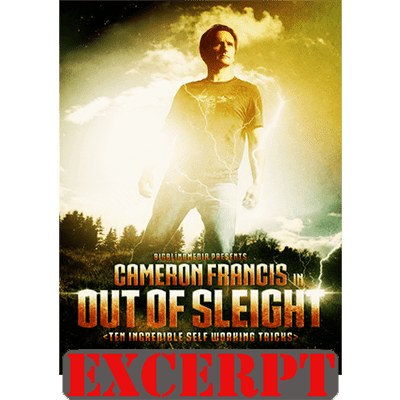 Coat (excerpt from Out of Sleight) by Cameron Francis and Big Blind Media video DOWNLOAD - Diamond's Magic