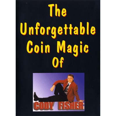 The Unforgettable Coin Magic of Cody Fisher by Cody Fisher - Video DOWNLOAD - Diamond's Magic