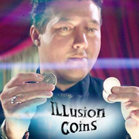 Illusion Coins Pro Model - Diamond's Magic