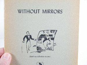 Without mirrors: That's no reflection on me – 1947 by Christopher Charles - Diamond's Magic