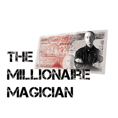 The Millionaire Magician by Jonathan Royle - Video DOWNLOAD - Diamond's Magic