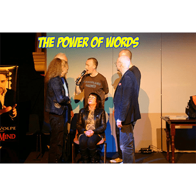 The Power of Words by Jonathan Royle - Video/Book DOWNLOAD - Diamond's Magic
