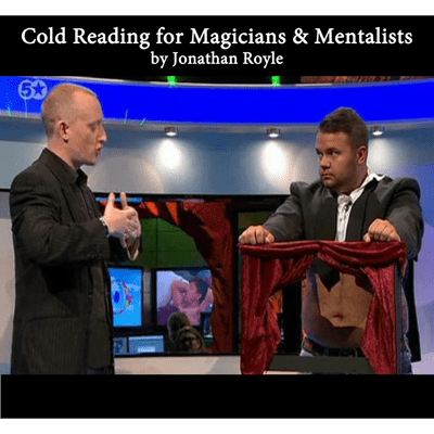 Cold Reading for Magicians & Mentalists by Jonathan Royle - eBook DOWNLOAD - Diamond's Magic