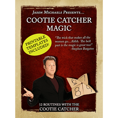 Cootie Catcher by Jason Michaels video DOWNLOAD - Diamond's Magic
