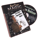 The Art And Magic Of Shaun Robison V2 by East Coast Magic - Diamond's Magic  - 1