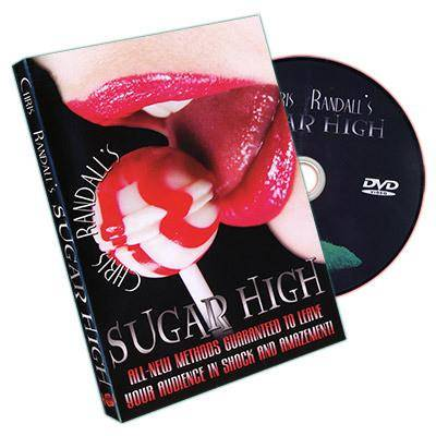 Sugar High by Chris Randall - DVD - Diamond's Magic