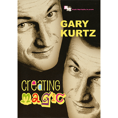 Creating Magic by Gary Kurtz video DOWNLOAD - Diamond's Magic