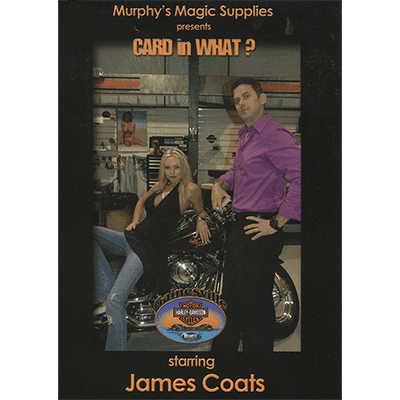 Card in What? James Coats video DOWNLOAD - Diamond's Magic