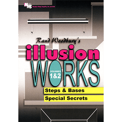 Illusion Works Volumes 1 & 2 by Rand Woodbury video DOWNLOAD - Diamond's Magic
