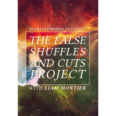 The False Shuffles and Cuts Project by Liam Montier and Big Blind Media - Diamond's Magic