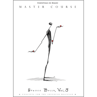 Master Course Sponge Balls Vol. 3 by Daryl  Japanese video DOWNLOAD - Diamond's Magic